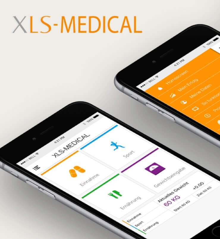 XLS-Medical / Abnehm-App