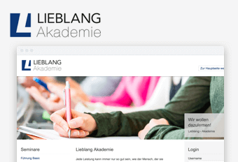 Lieblang.com – E-Learning Plattform